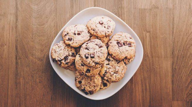 hacer galletas de avena caseras