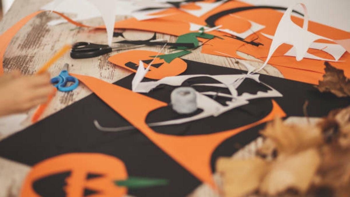 Las mejores manualidades de Halloween para niños de todas las edades