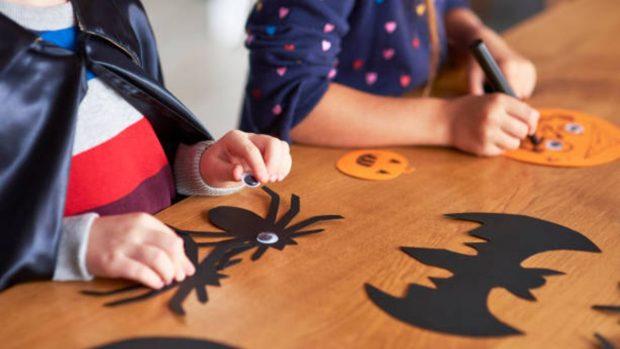Manualidades de Halloween para niños: Las mejores ideas por grupo de edad
