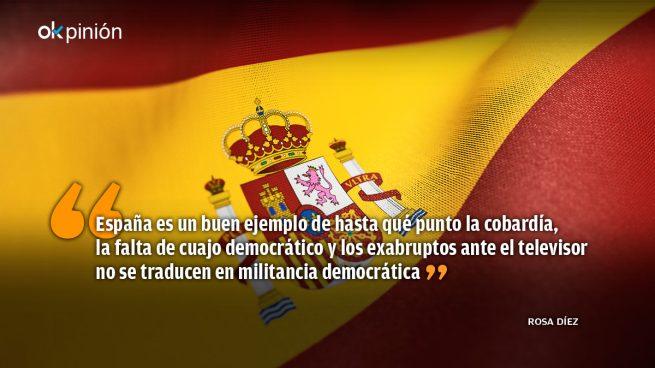 En el día de la Fiesta Nacional, ¡Viva España! y ¡Viva el Rey!