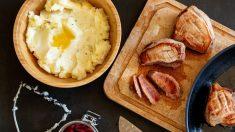 Esta es la receta del mejor puré de patatas casero del mundo