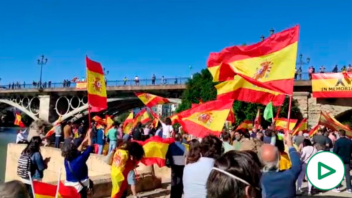 Vox Sevilla día de la Hispanidad