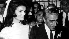 El 20 octubre de 1968 Jackie Kennedy se casa con Onassis