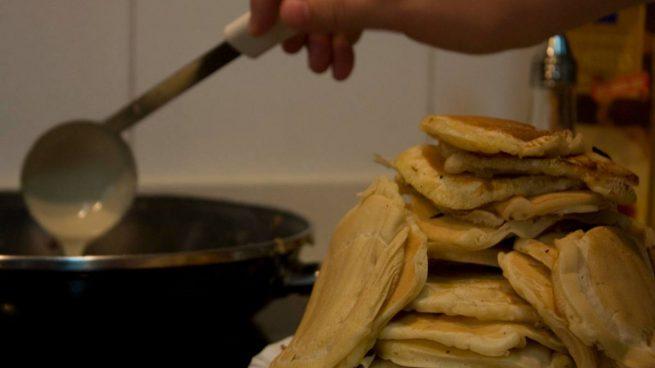 Tortitas sanas y sabrosas