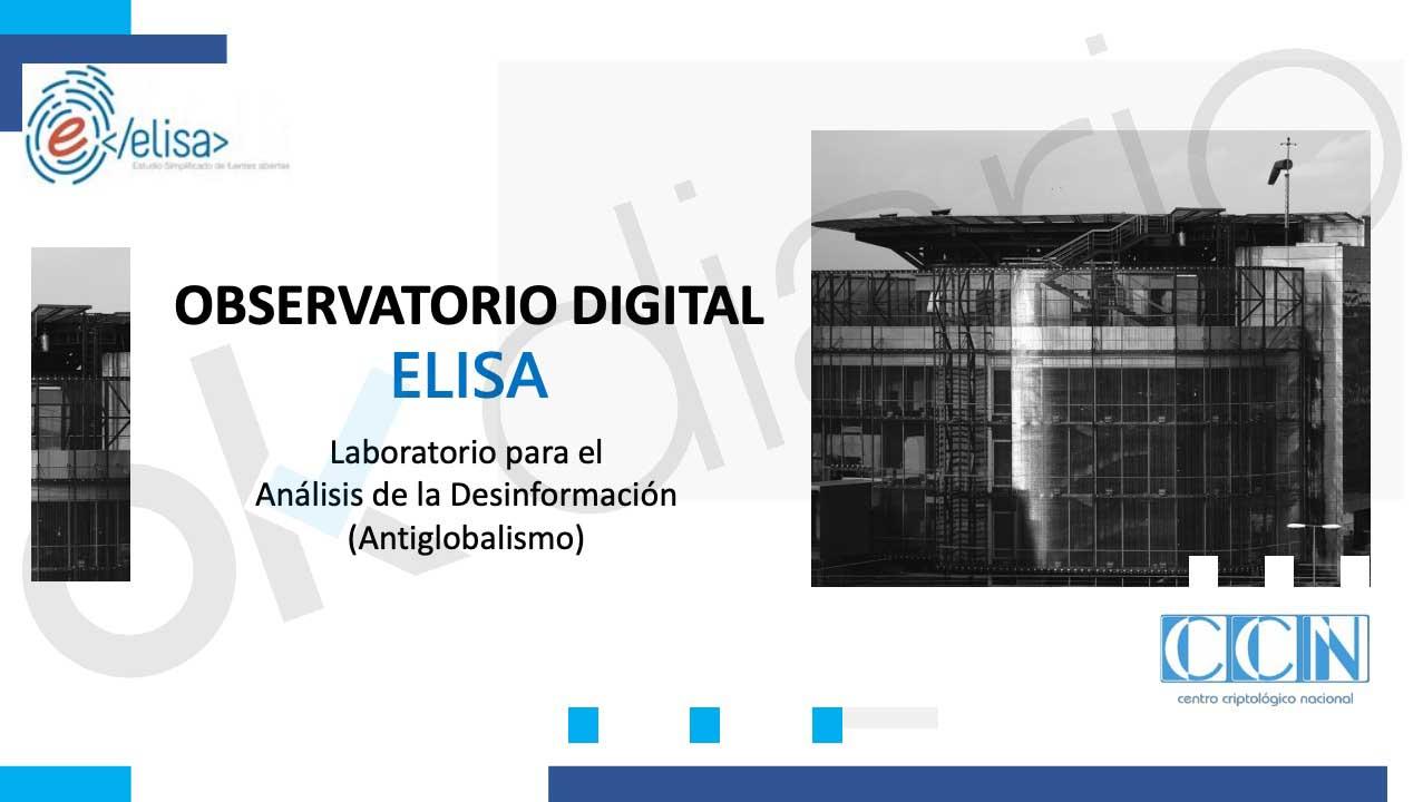 Observatorio digital Elisa
