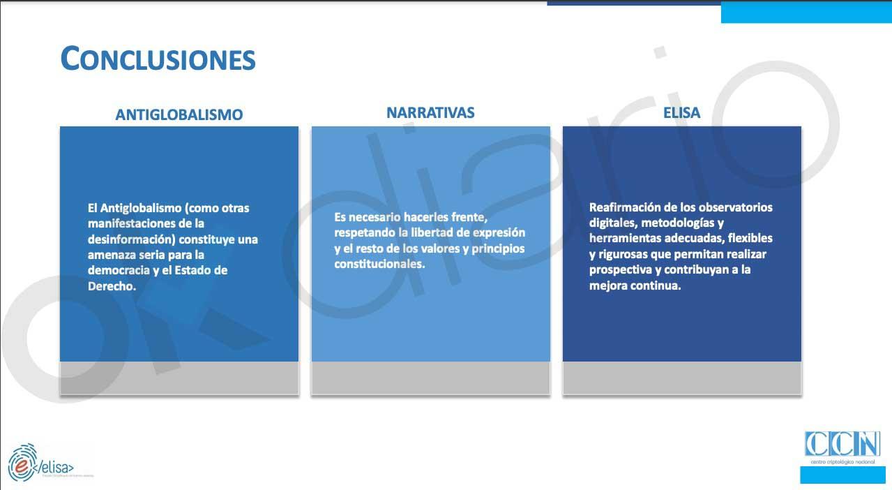El CNI incluye parte del programa de Vox como «contrario a las instituciones democráticas» y «una amenaza directa»