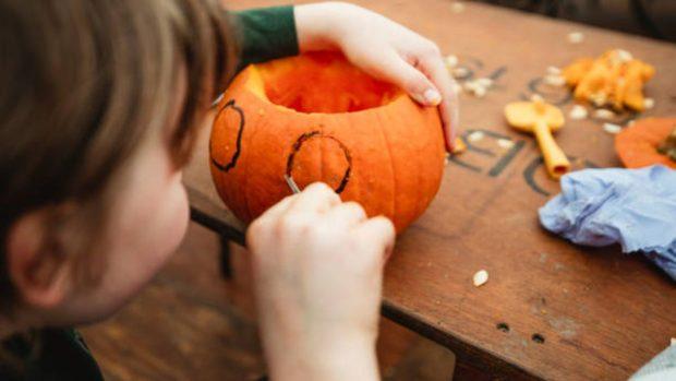 Halloween 2020: Cómo tallar la calabaza con los niños