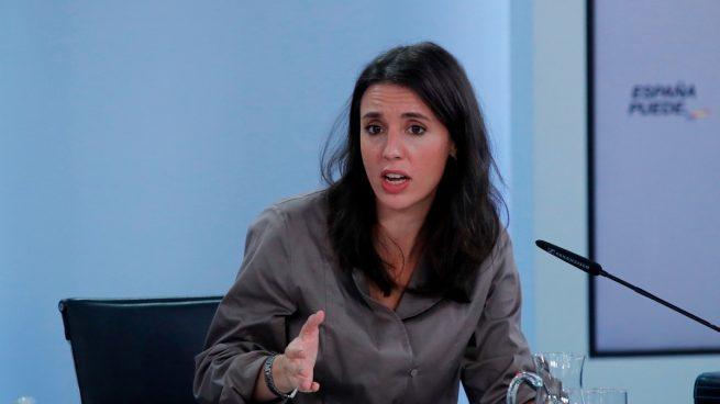 Irene Montero culpa al PSOE de la subida de la luz y defiende que Podemos quería una empresa pública de energía