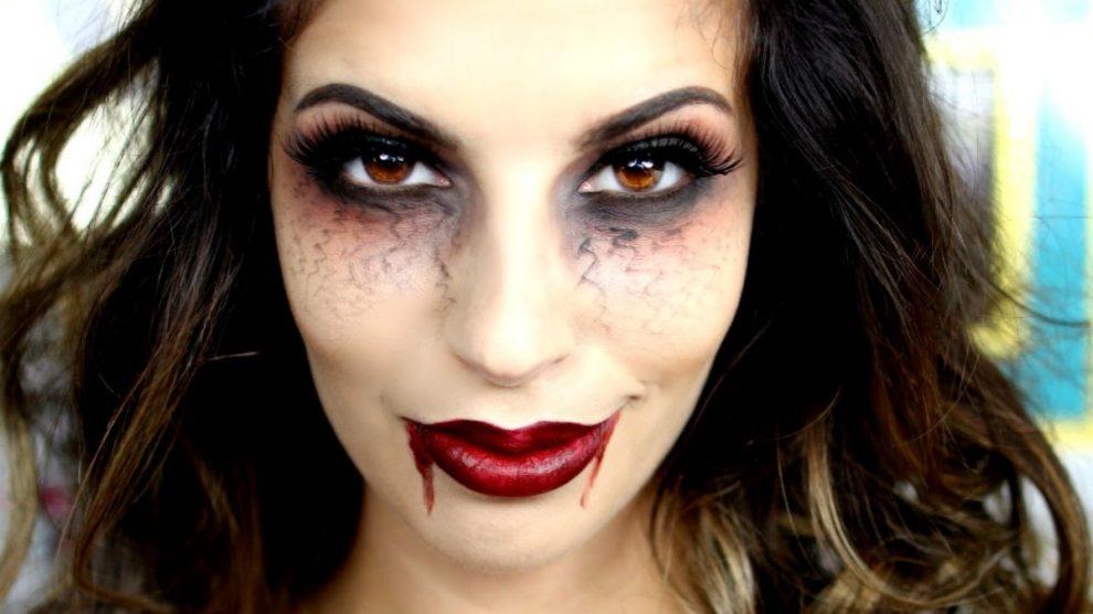 El de vampiro es uno de los disfraces más utilizados en Halloween