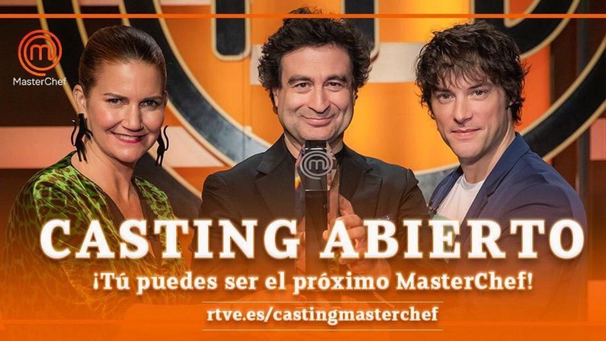 Nuevo casting para 'MasterChef'