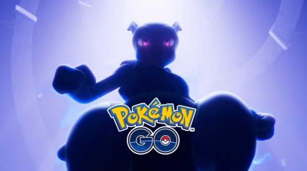 Pokémon Go: Mewtwo oscuro