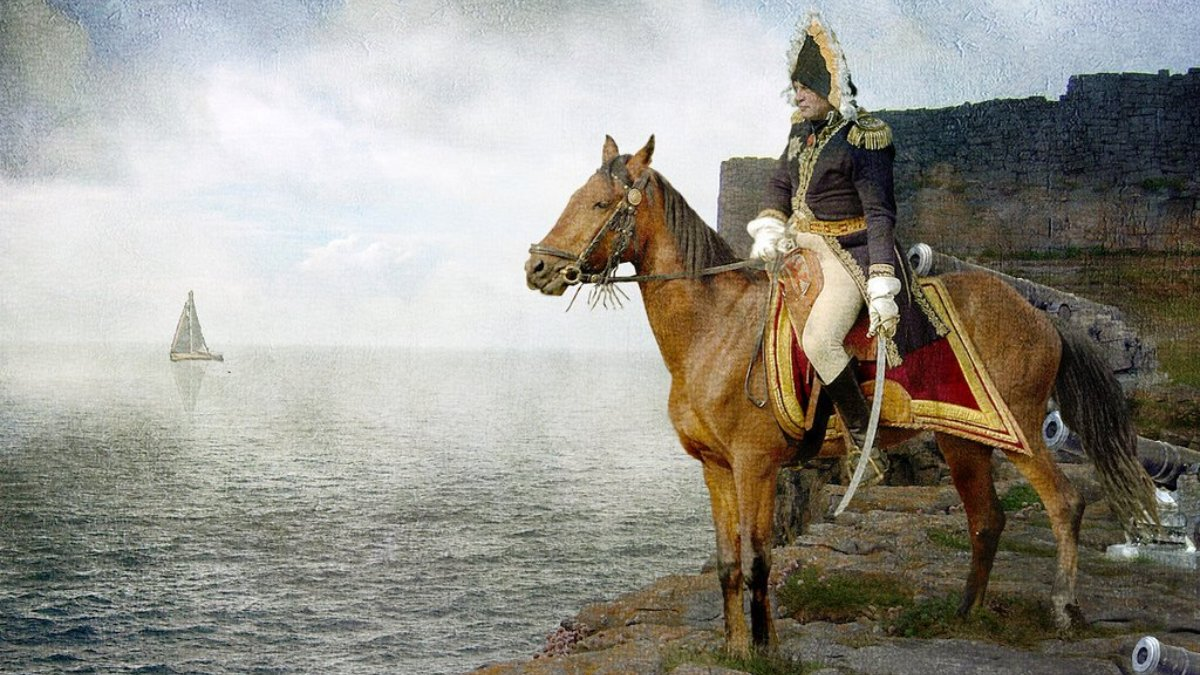 elba la isla retuvo al emperador napoleon