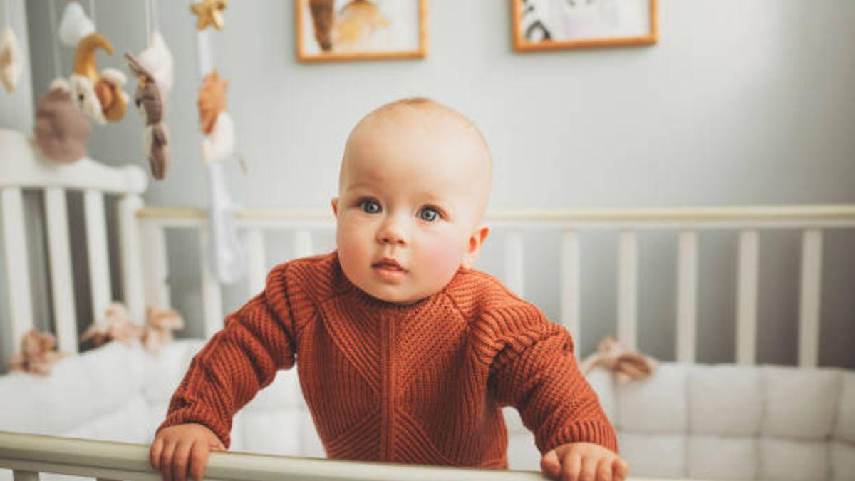 Todo lo que debemos tener en cuenta para garantizar la seguridad del bebé en la cuna