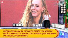 Sálvame asegura que Rocío Carrasco está «triste» y es «controladora»