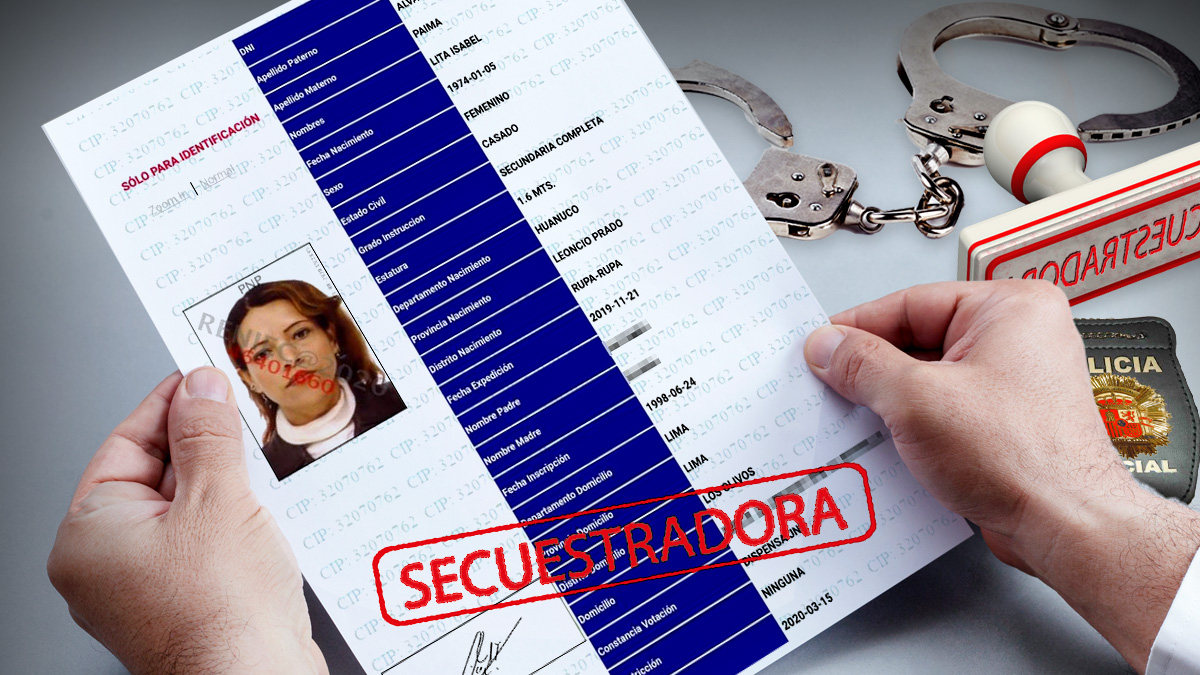 Secuestro de un español en Perú