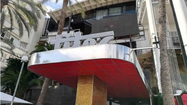 La histórica discoteca Tito's de Palma de Mallorca se pone a la venta por 16,5 millones de euros