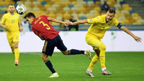 Ucrania – España   Liga de Naciones, en directo