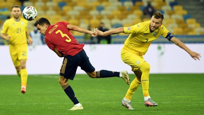 Ucrania España