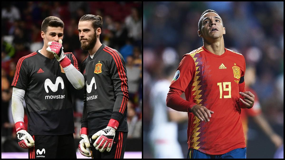 España tiene un problema en las dos áreas.