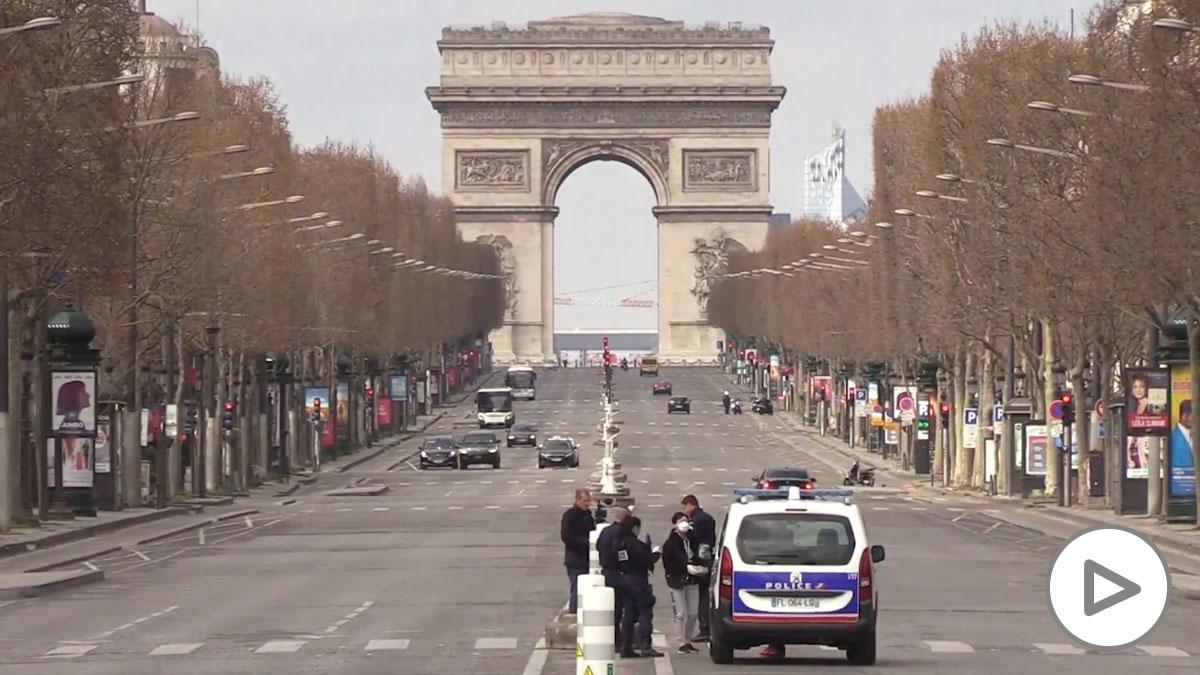 Francia decreta de nuevo el estado de emergencia e impone un toque de queda en nueve ciudades copia