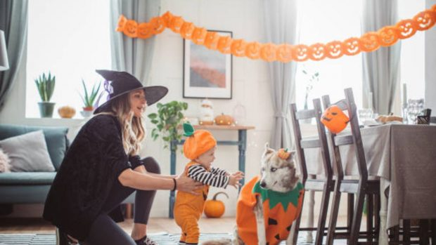 Halloween 2020: Ideas para decorar la casa con los niños