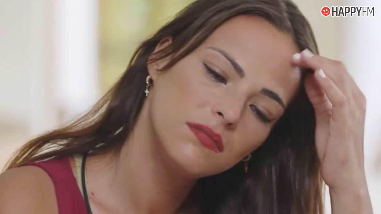 Marta Peñate en 'La isla de las tentaciones'
