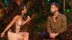Melyssa y Tom en 'La isla de las tentaciones 2'