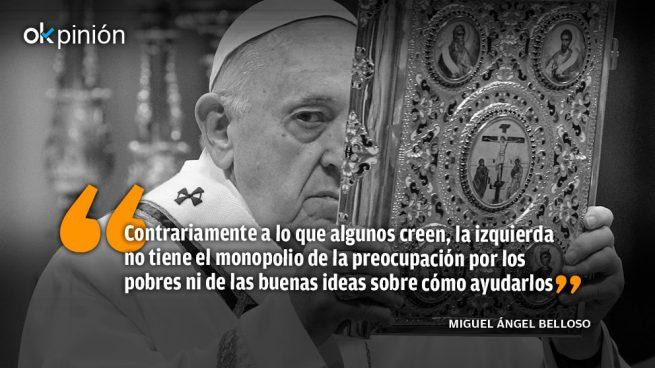 Contra el Papa Francisco y su falta de Dios