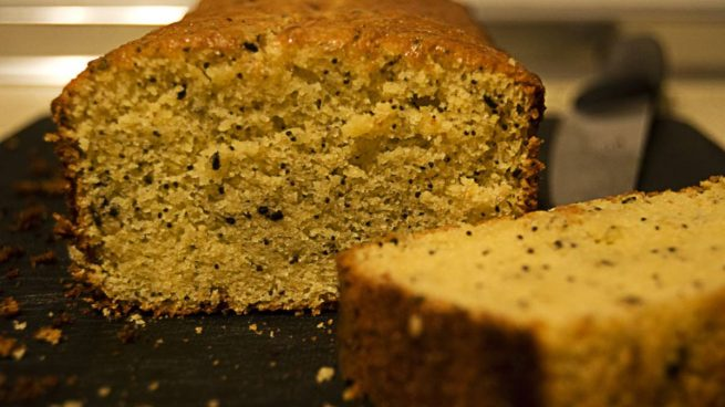 Postres con harina de trigo integral