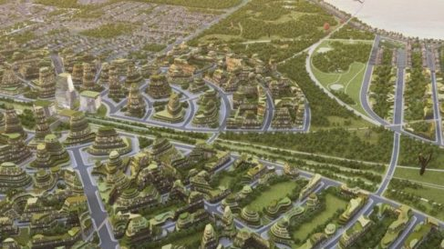 Conoce The Orbit, la ciudad verde del futuro en Canadá