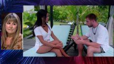 Tom y Liseth en 'La isla de las tentaciones 2'