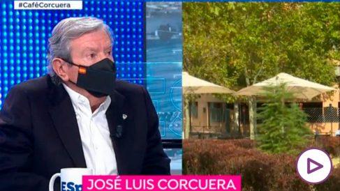 Amago de infarto de José Luis Corcuera mientras estaba en directo en 'Espejo Público'