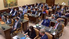 Votación en la Comisión de Educación del Congreso. Foto: Europa Press.