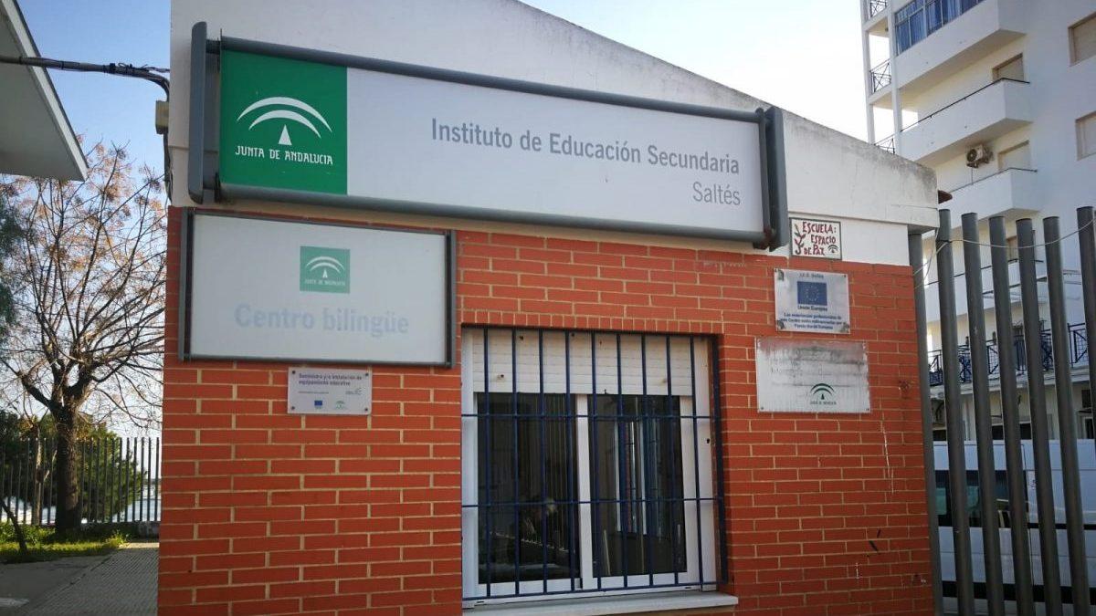 Huelva.- La Junta aborda con el IES Saltés la estrategia para solucionar los problemas «de convivencia» en el centro