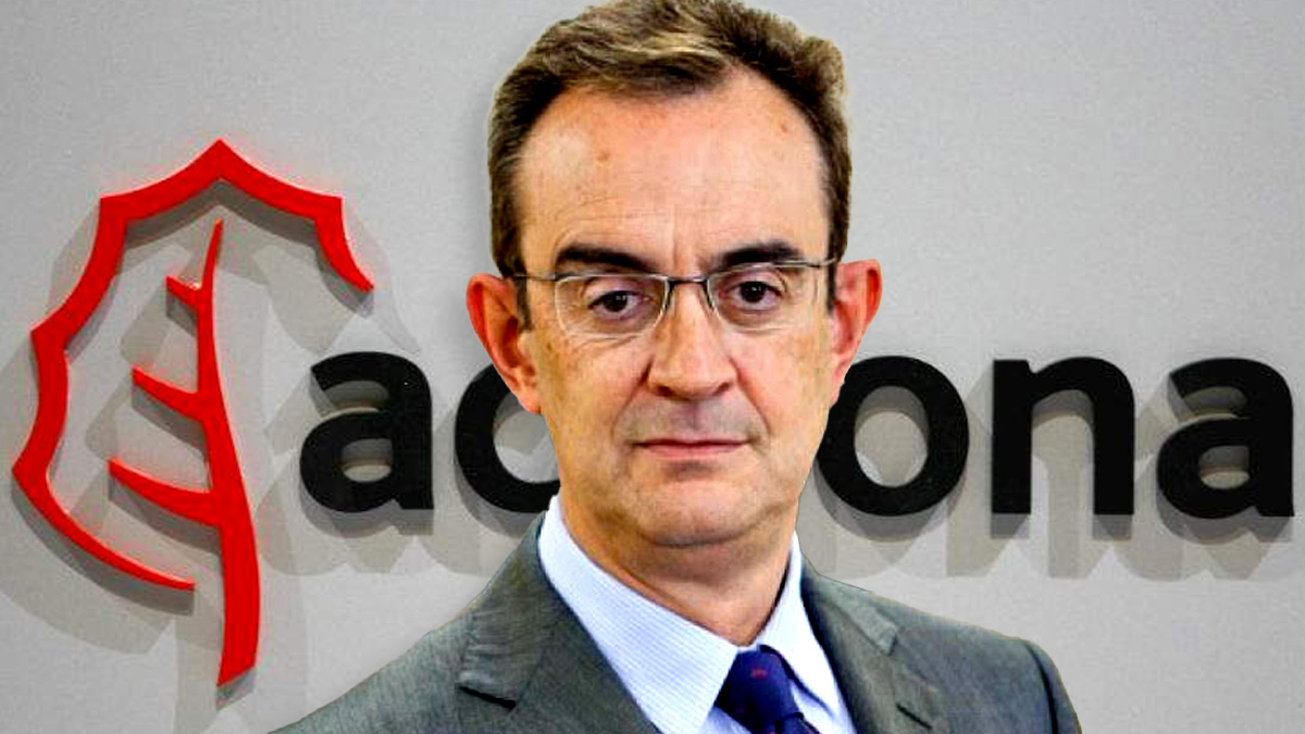 Luis Castilla, consejero delegado de Acciona Infraestructuras.