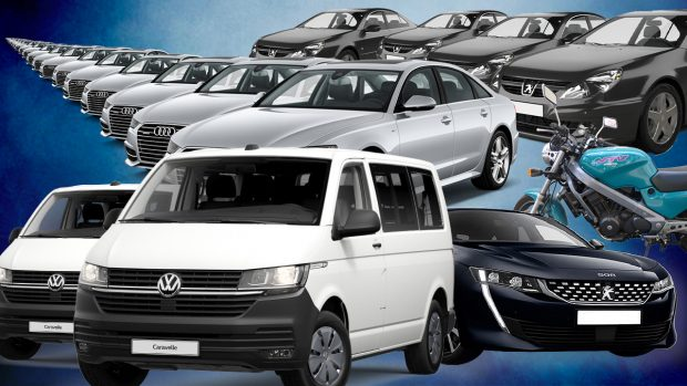coches oficiales congreso