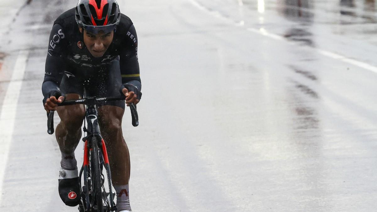 Clasificación del Giro de Italia 2020. (AFP)