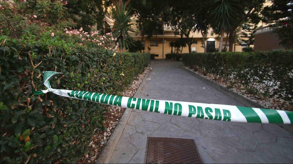 Registro del domicilio de la madre de un niño de siete años hallado muerto en su vehículo en El Ejido