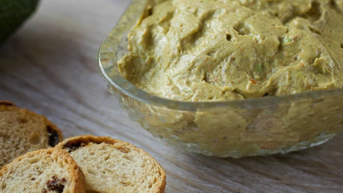 Receta de Paté de berenjenas y pistachos