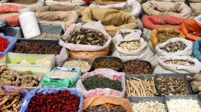 Especias chinas