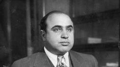 El 23 de octubre de 1931 Al Capone fue sentenciado por evasión de impuestos
