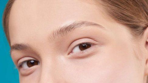 Las cejas destacan mucho en tu rostro