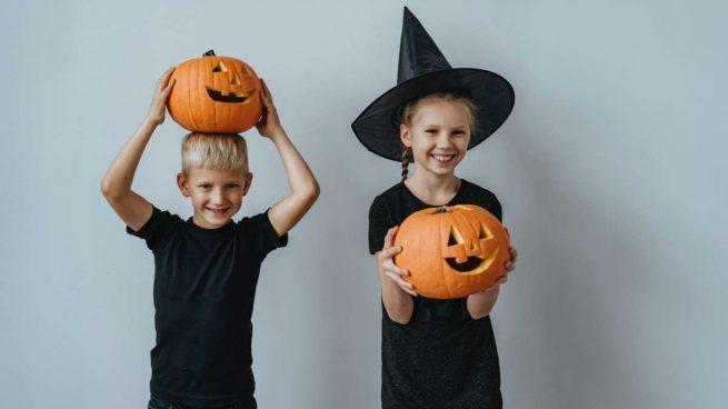 conservar una calabaza tallada para Halloween