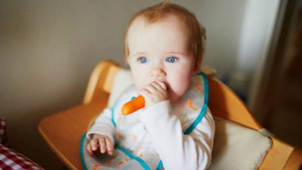 Destete guiado por bebés o auto-destete: Qué es y cómo funciona