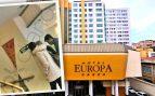 Los 'observadores' de Podemos se alojan en uno de los hoteles de 5 estrellas más caros de Bolivia