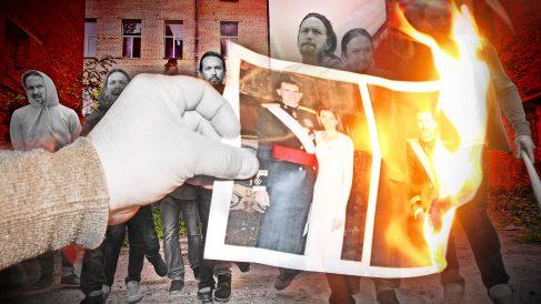 La guerrilla de Podemos en redes llama a manifestarse contra la Corona y el CGPJ este domingo.