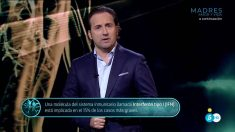 Iker Jiménez en un nuevo 'Informe Covid'