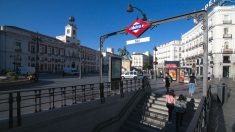 Imagen de archivo de la Puerta de Sol de Madrid. (Foto: Europa Press)