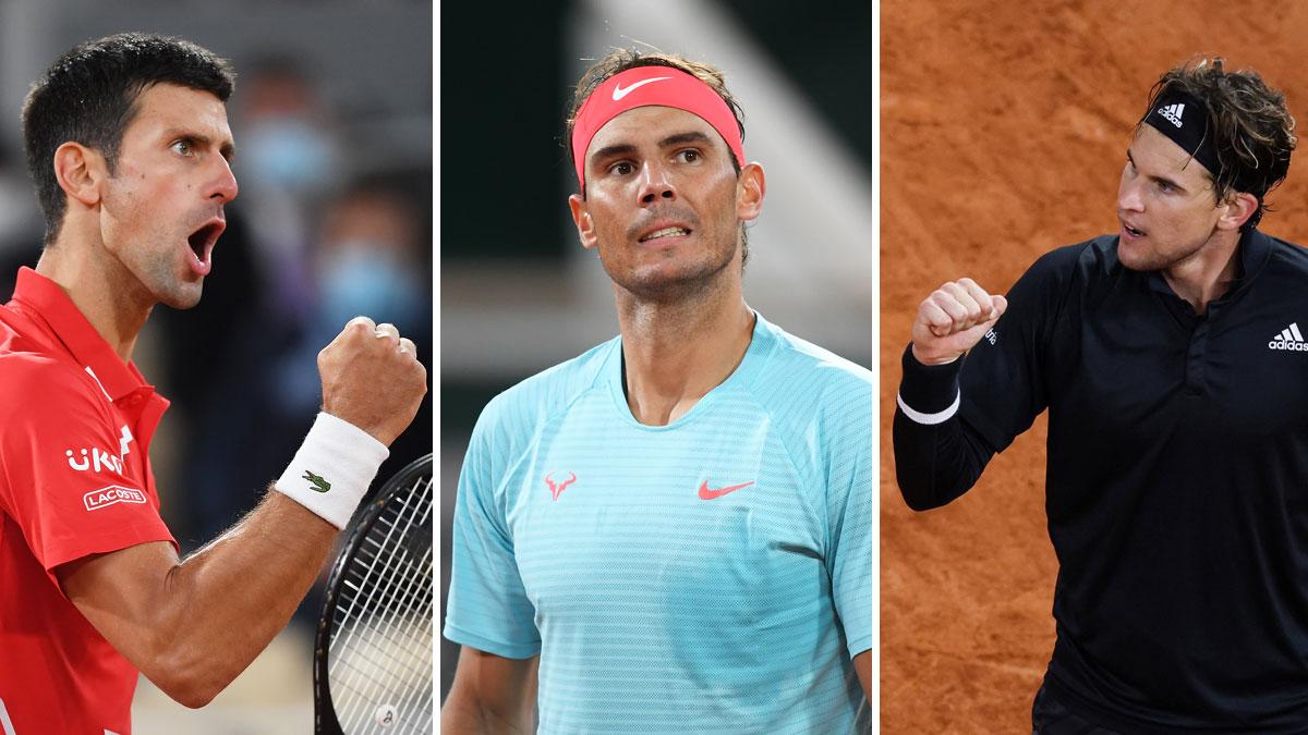 El ranking de la ATP se aprieta en el último tramo de la temporada (AFP)