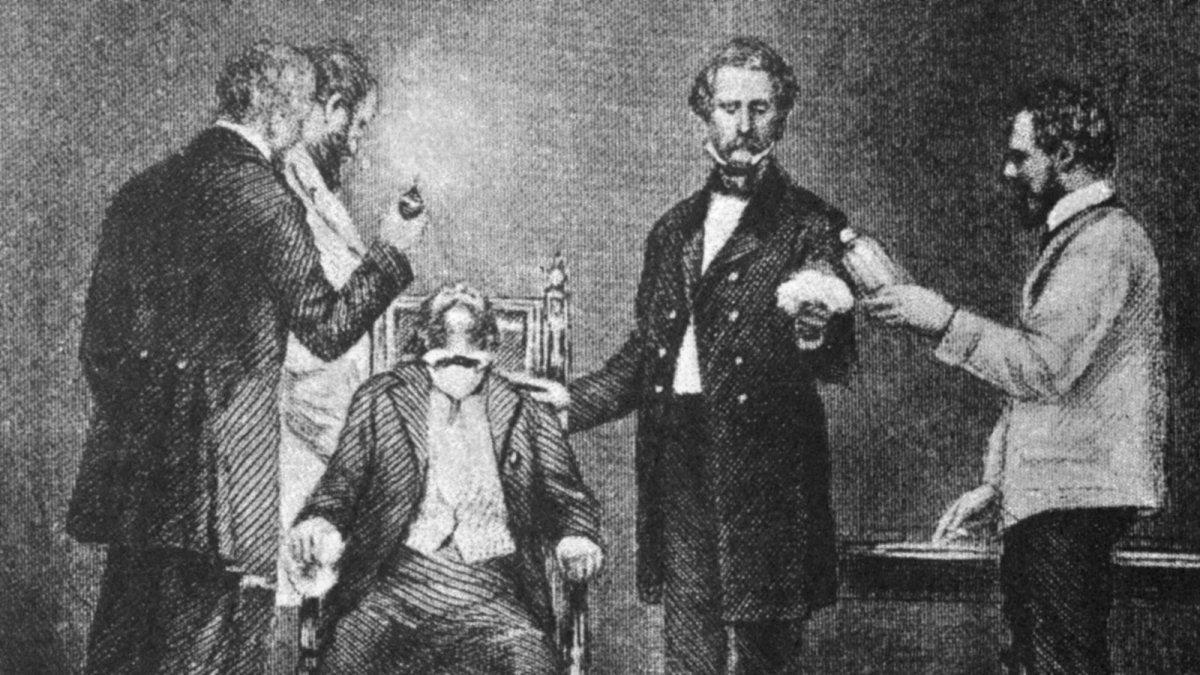 William Morton, inventor de la anestesia
